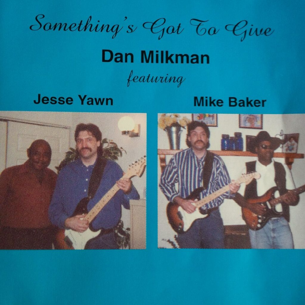 'Get Out of My Life Woman' - Dan Milkman (Mike 'Blues' Baker vocals - RIP)